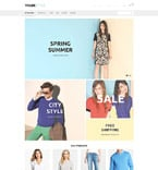 Fashion osCommerce  Template 54556