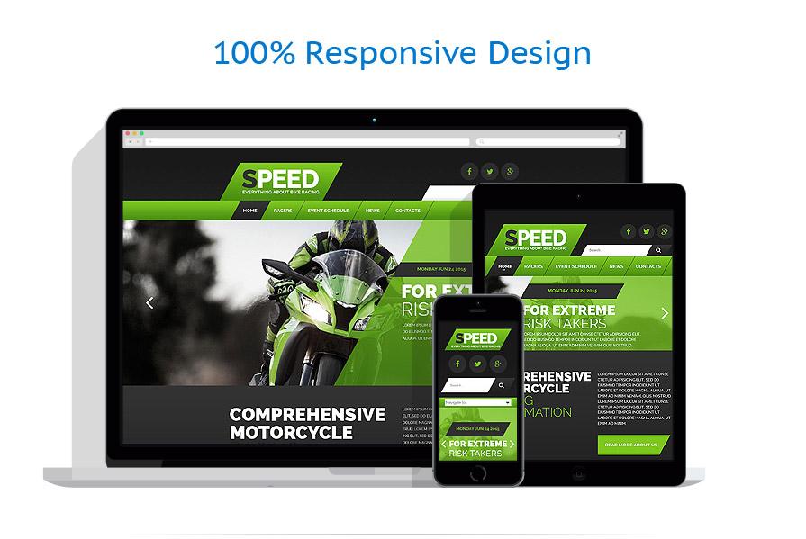 sport website template 54561. Black Bedroom Furniture Sets. Home Design Ideas