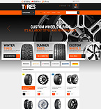 Cars osCommerce  Template 54563
