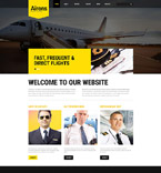 Sport Website  Template 54567