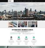 Website  Template 54570