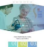Medical WordPress Template 54574