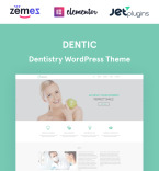Medical WordPress Template 54581
