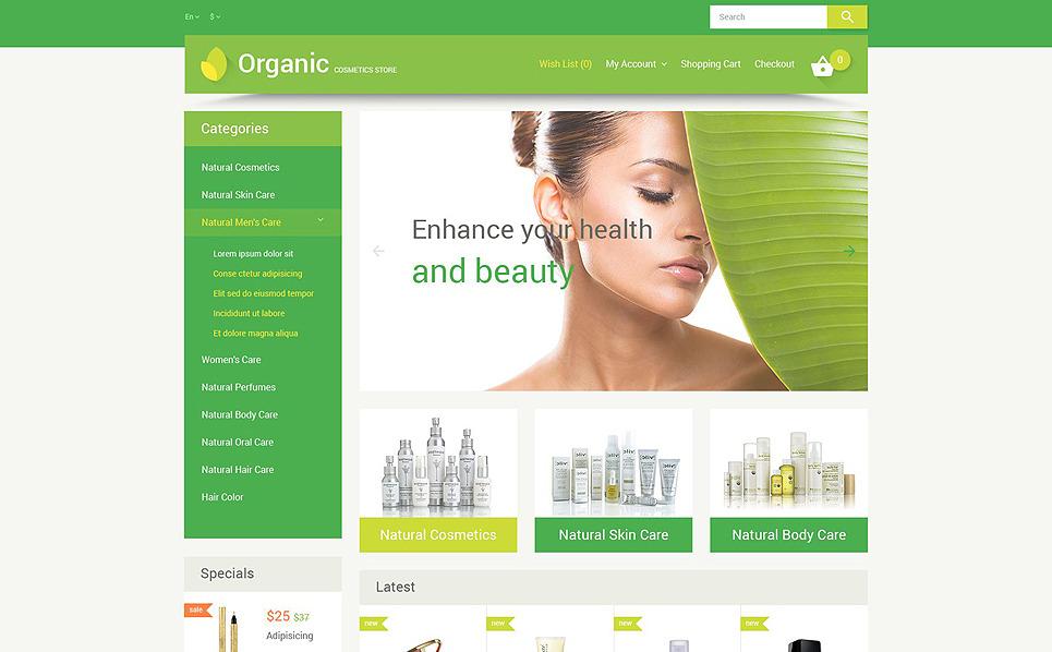 Responsive OpenCart Template over Cosmeticawinkel New Screenshots BIG