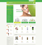 Beauty OpenCart  Template 54591