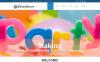 Адаптивный Joomla шаблон №54552 на тему организатор событий New Screenshots BIG