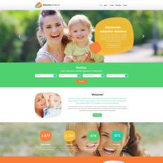 9 Best Babysitter Website Templates