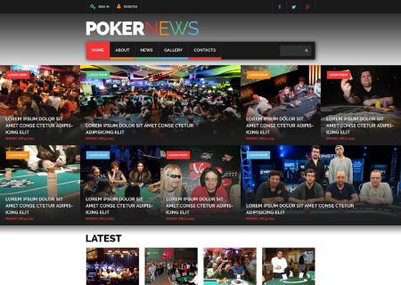 Online Poker Responsive