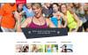 Responzivní Šablona webových stránek na téma Kempink, Táboření New Screenshots BIG