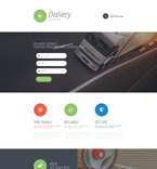 Landing Page  Template 54619