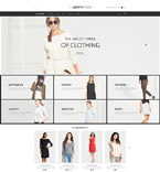 Fashion VirtueMart  Template 54622