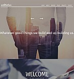 Architecture Moto CMS 3  Template 54641