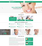 Beauty Website  Template 54648