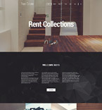 Real Estate Joomla  Template 54650
