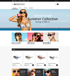 Fashion OpenCart  Template 54653