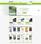 Books OpenCart  Template 54657