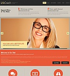 Society and Culture Moto CMS HTML  Template 54666