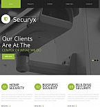 Security Moto CMS HTML  Template 54673