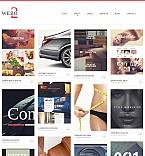 Web design Moto CMS HTML  Template 54677