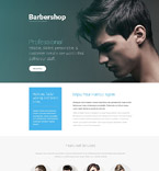 Beauty Landing Page  Template 54692