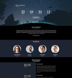 Science Landing Page  Template 54693