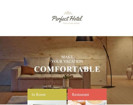 Hotels Newsletter Template