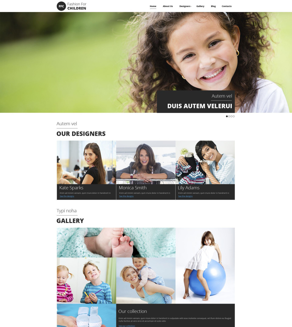 Classic shop opencart template drupal theme from themeforest.