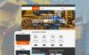 Modèle Moto CMS 3 adaptatif  pour site industriel  New Screenshots BIG