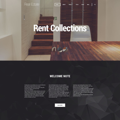 Real Estate - Joomla! Template based on Bootstrap