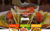 Reszponzív Kávézó és étterem  Nyítóoldal sablon New Screenshots BIG
