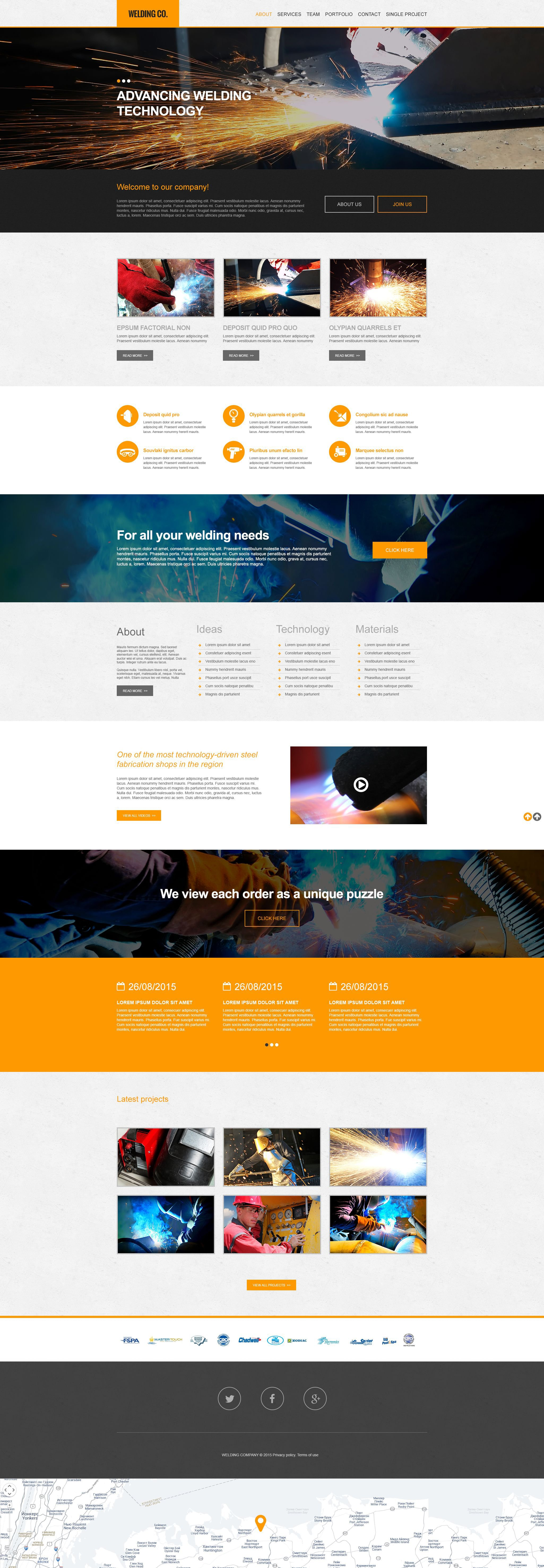 Welding Muse Template