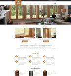 Furniture Website  Template 54709