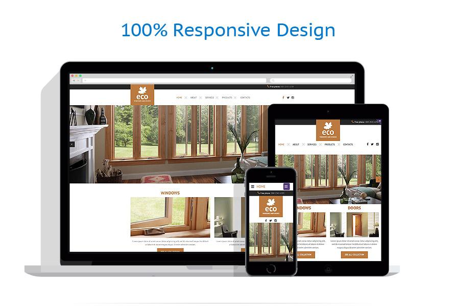 Modèles HTML5 Décoration - Mobilier #54709