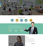 Landing Page  Template 54721