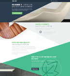 Furniture Landing Page  Template 54723