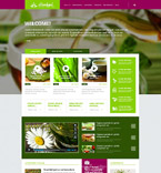 Medical WordPress Template 54728