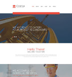 Architecture Joomla  Template 54744