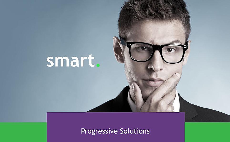 Responsywny szablon Newsletter #54747 na temat: biznes i usługi New Screenshots BIG