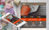 Premium Moto CMS HTML-mall för Industri New Screenshots BIG