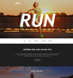 Sport Muse  Template 54782