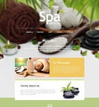 Beauty Muse  Template 54783