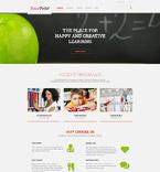 Education WordPress Template 54793