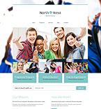 Education WordPress Template 54799