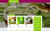 Адаптивний WordPress шаблон на тему рослини New Screenshots BIG