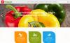 Адаптивный Joomla шаблон №54724 на тему сельское хозяйство New Screenshots BIG