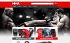 Адаптивный VirtueMart шаблон №54780 на тему боевые искусства New Screenshots BIG