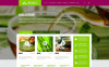 Адаптивный WordPress шаблон №54728 на тему лекарственные травы New Screenshots BIG