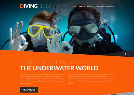 Diving Responsive