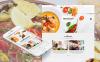Modèle Moto CMS HTML  pour restaurant mexicain New Screenshots BIG
