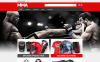 Plantilla VirtueMart para Sitio de Artes marciales New Screenshots BIG